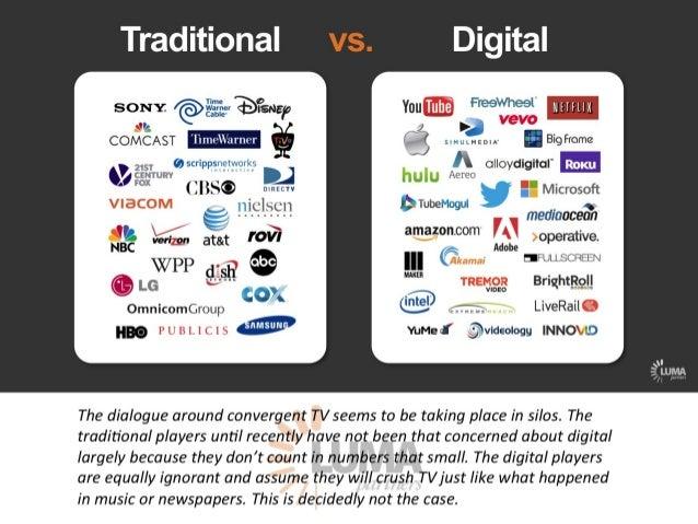LUMA's The Future of (Digital) TV Slide 2