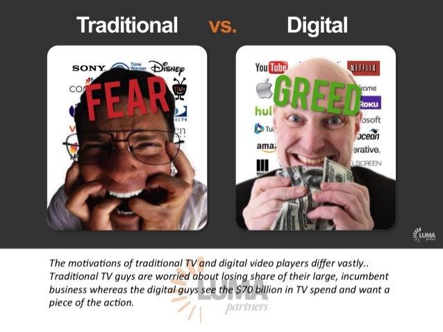 LUMA's The Future of (Digital) TV Slide 3