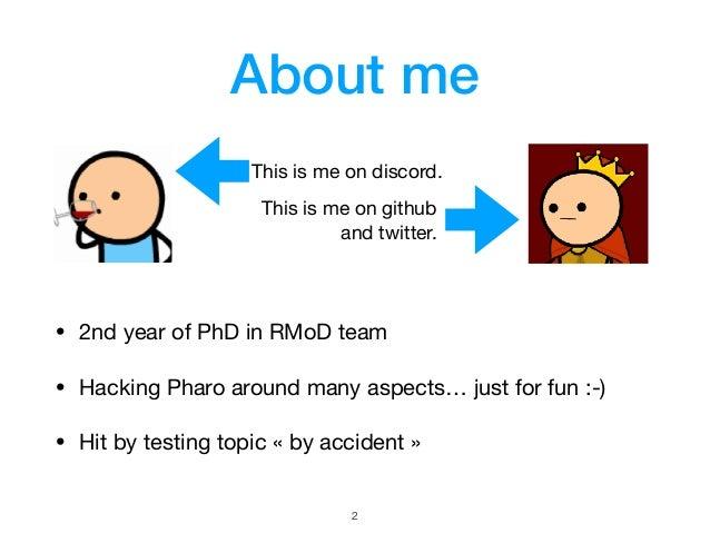 The future of testing in Pharo Slide 2