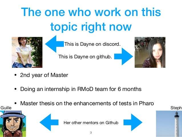 The future of testing in Pharo Slide 3