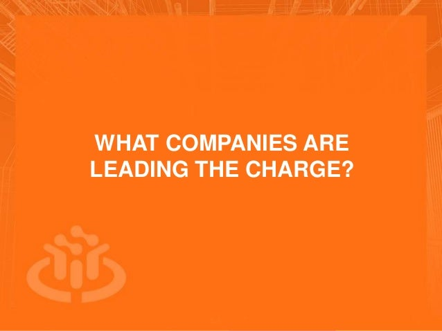 COLLABORATIVE ECONOMY WHAT COMPANIES ARE LEADING THE CHARGE?