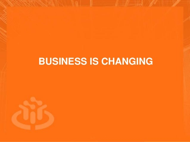 COLLABORATIVE ECONOMY BUSINESS IS CHANGING