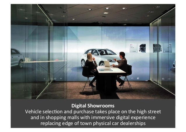 Car Dealerships In Mobile Al >> The future of the auto service experience
