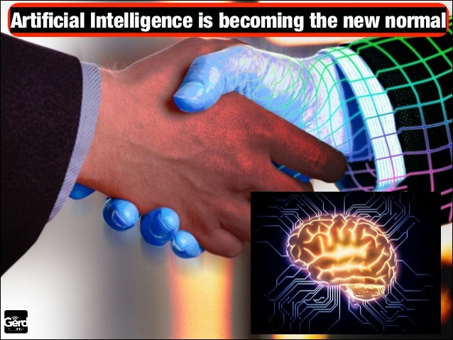 """""""We will be surrounded by computational power. So for average people, for average users and consumers, you will be living ..."""