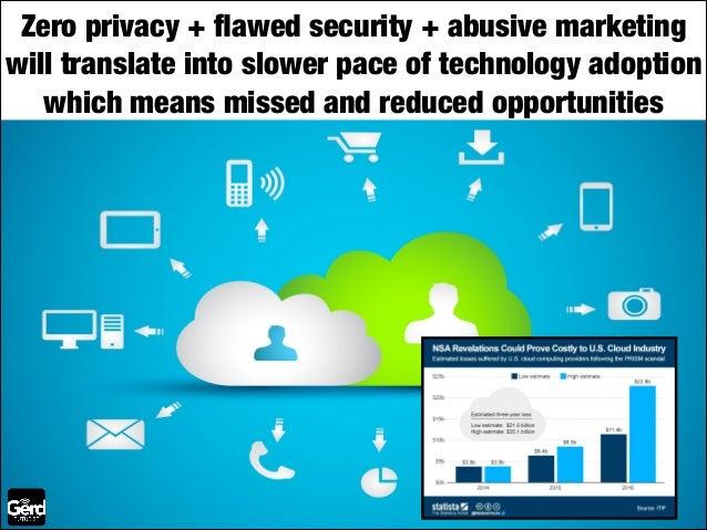 Trust  Ethics Standards  Technology @gleonhard