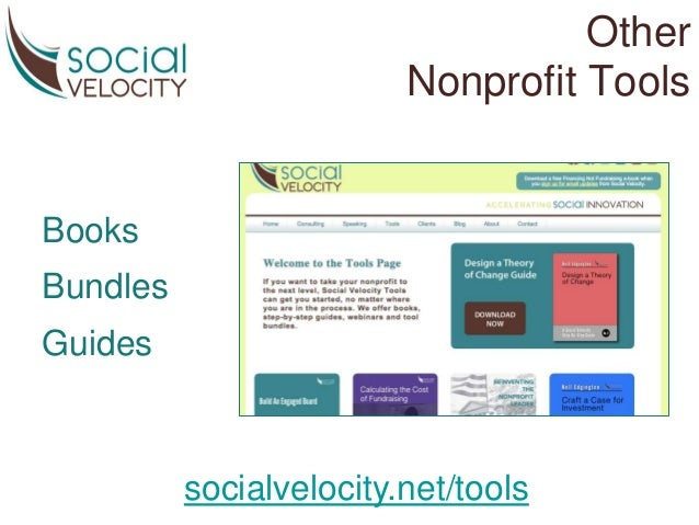 Nonprofit guides array the future of the nonprofit sector rh slideshare net fandeluxe Image collections