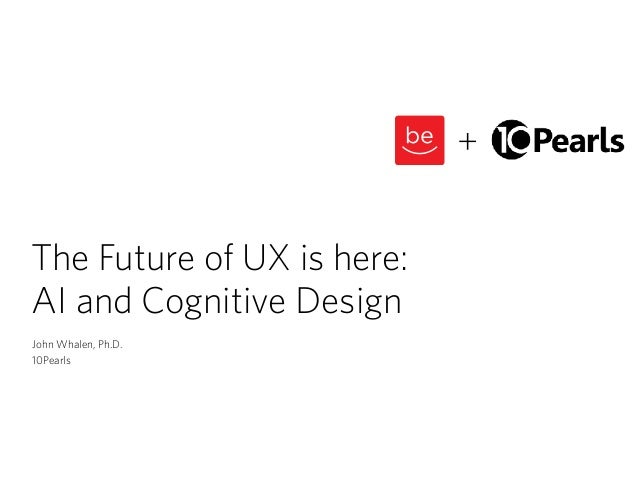 The Future of UX is here: 