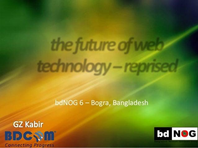 bdNOG 6– Bogra,Bangladesh