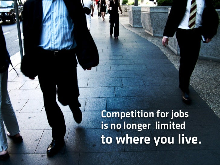 It is commonplace to hire vendors and contractors from across the planet.