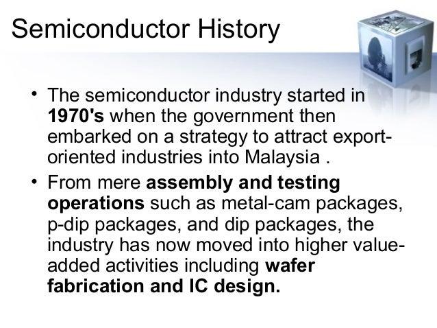 Semiconductor Industry Test : The future hr development in manufacturing sector of penang