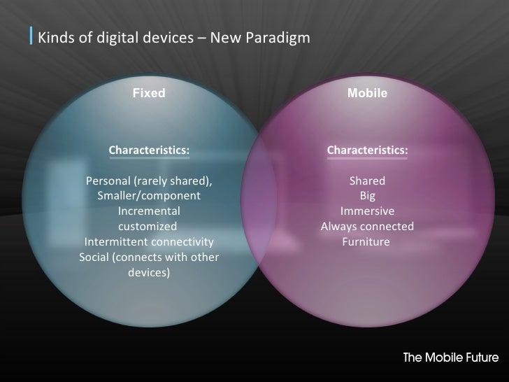 The Mobile Future - RSA Slide 3