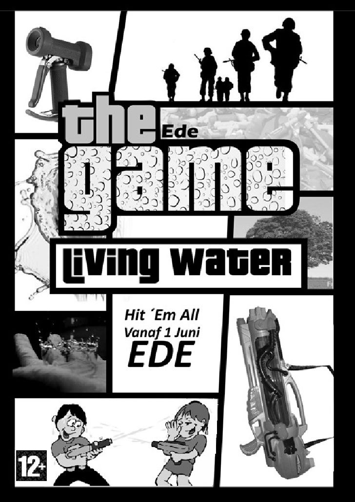 Een goede voorbereiding is het halve werk…      In de aanloop naar de jeugddienst van 21 juni willen we      'The Game – W...
