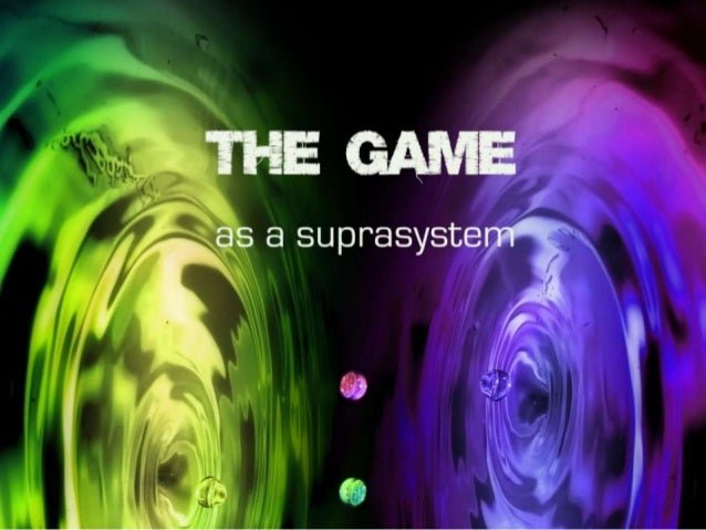 The Game - Analysis