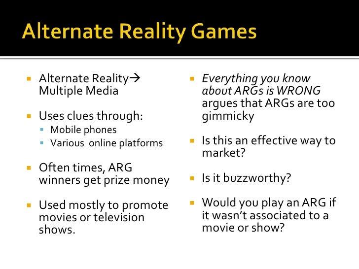 The Gaming Industry Presentation Slide 2