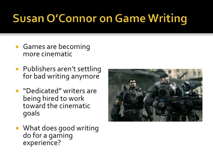 The Gaming Industry Presentation Slide 3