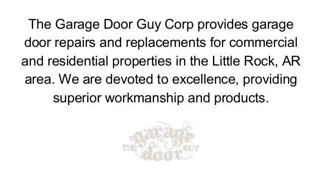 The Garage Door Guy Corp