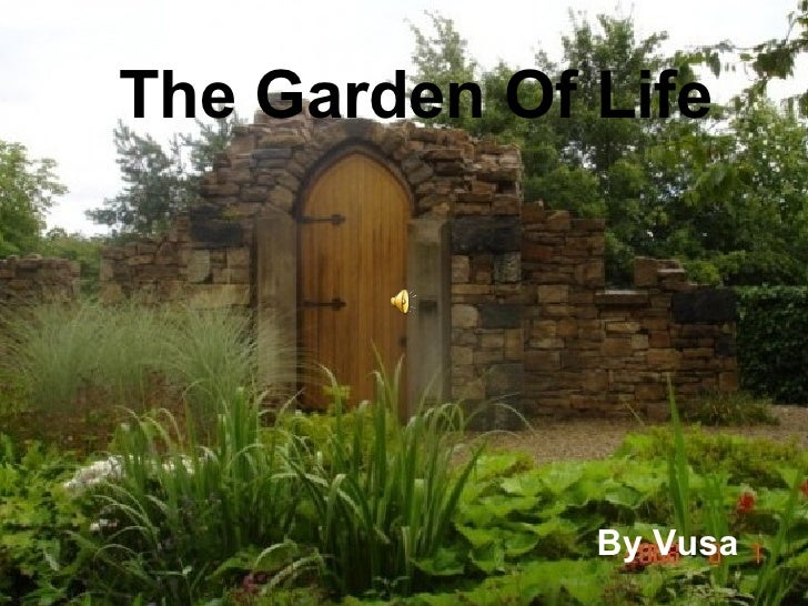 High Quality The Garden Of Life By Vusa ... Amazing Ideas