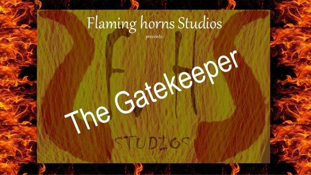 Flaming horns Studios presents: