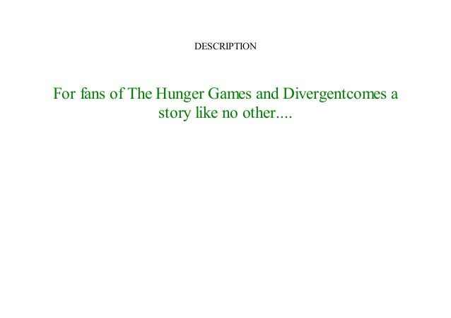 the hunger games story online