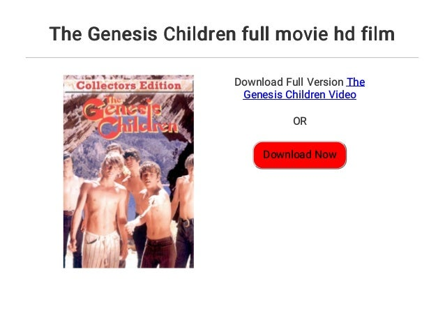 The Genesis Children (1972) on Collectorz.com Core Movies
