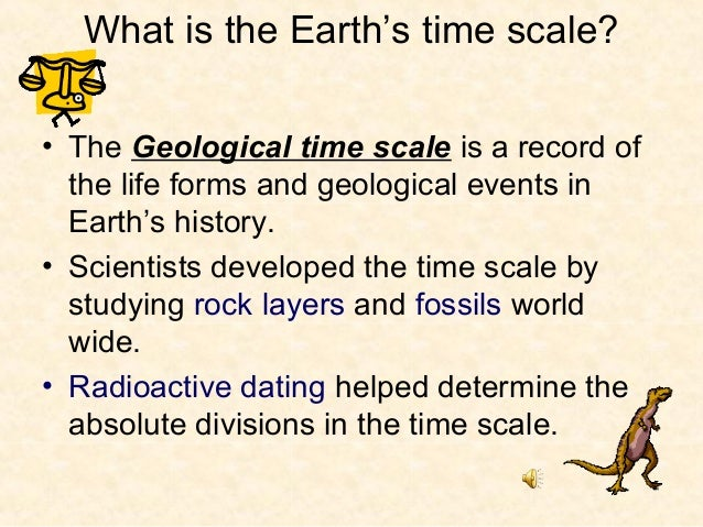 Divisions of Geologic Time• Geological time begins with Precambrian  Time. Precambrian time covers  approximately 88% of E...