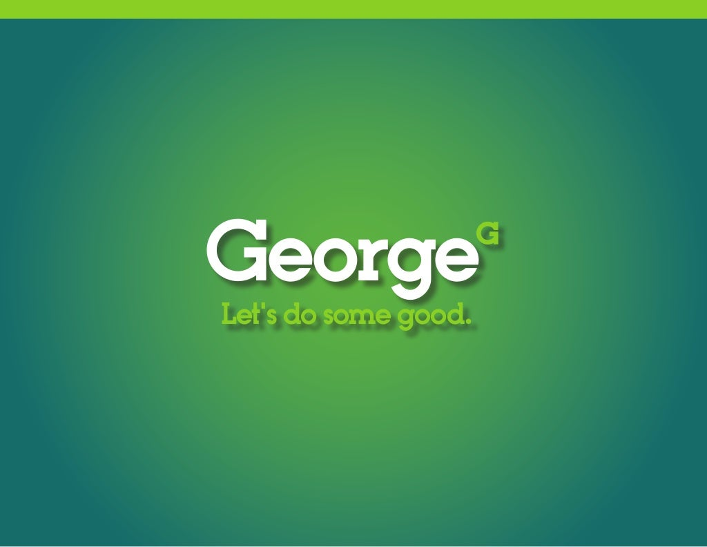 The George Project