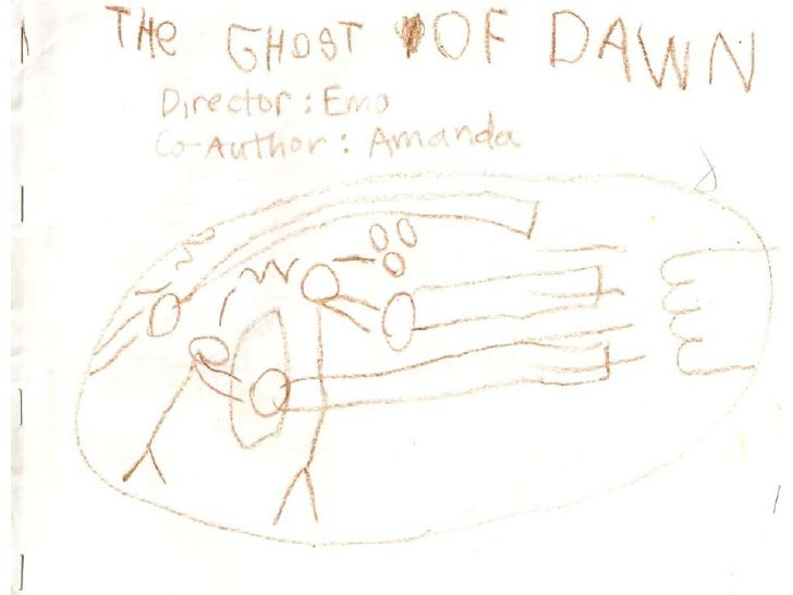 The Ghost of Dawn<br />