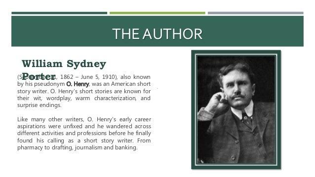 o henry short biography