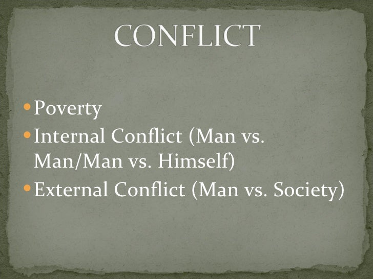 Man vs himself conflict in iliad