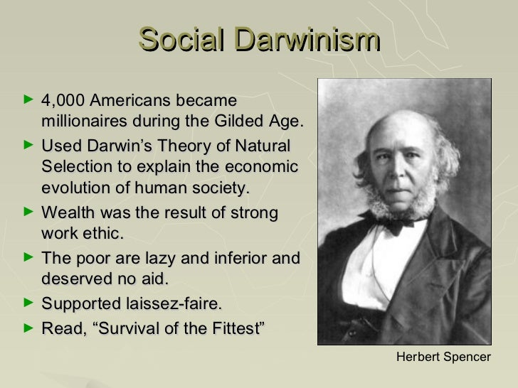 effects of social darwinism The new social darwinism by david sloan wilson and eric michael johnson    the impact of darwin's theory on human affairs is not seen as entirely negative.