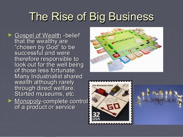 Gospel of Wealth  Definition   Summary   Video   Lesson Transcript     Answers com