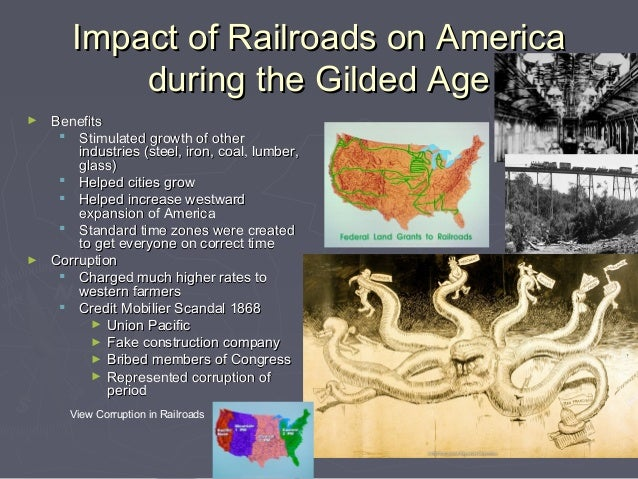 the gilded age business immigration and urbanization