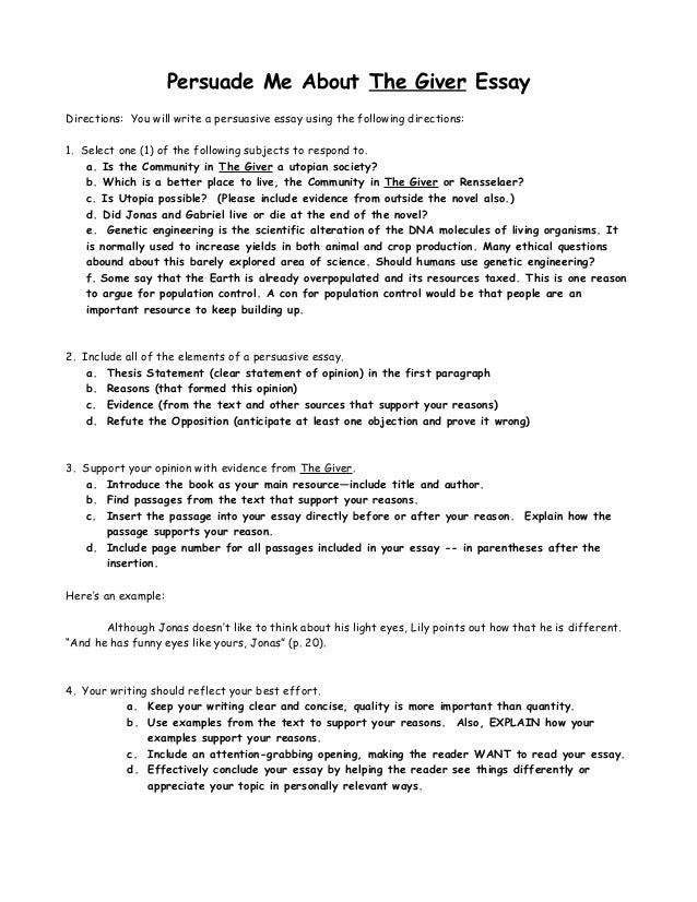 argumentative essay about congress Revising the persuasive essay: revising the persuasive essay: thesis supported by you have an argument here when you say that we can do things to save.