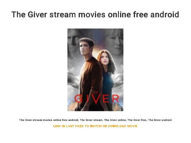 The Giver Stream