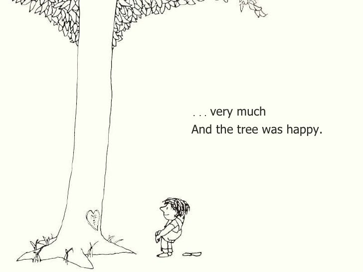 photograph relating to The Giving Tree Printable Worksheets called The Offering Tree