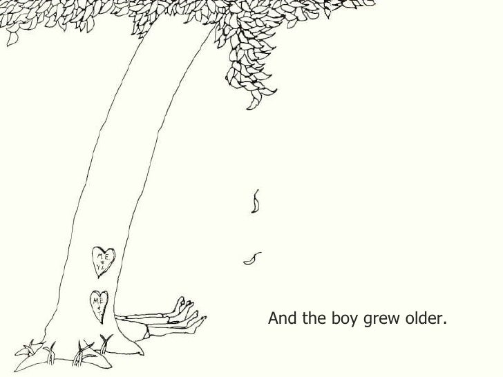 The Giving Tree Story Pdf