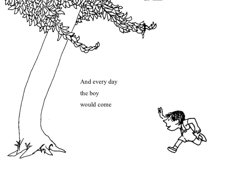 The Giving Tree 8191139 on Dr Seuss Book Illustrations