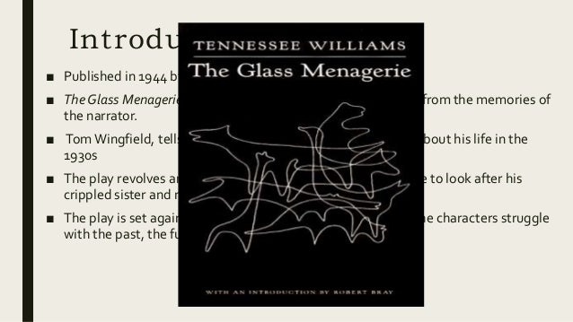 brechts influence on the glass menagerie