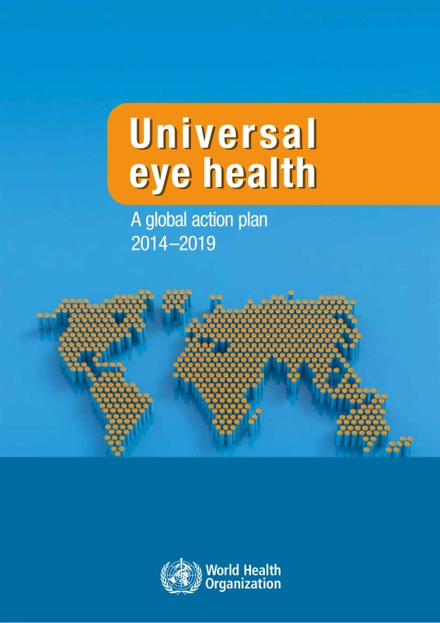 The global eye health action plan 2014–2019