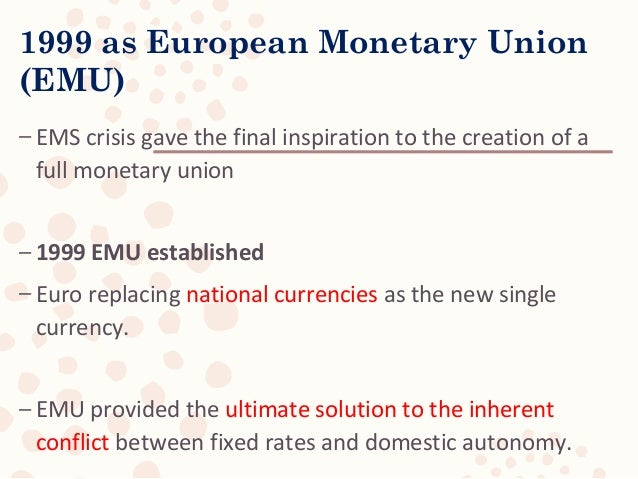 the creation of a common market for financial services in the european union essay European community:  harold macmillan discussing britain's position relative to the european common market,  european union: creation of the european economic.