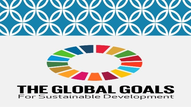 The Global Goals Presentation