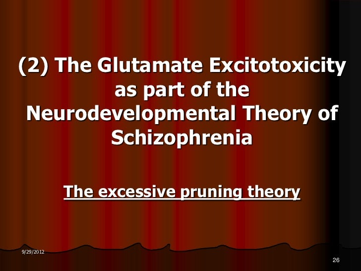 The lifetime trajectory of schizophrenia and the concept of neurodevelopment