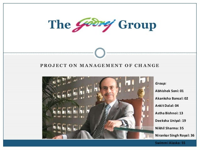 the p g godrej alliance Furthermore, p&g signed an agreement with godrej to manufacture and market consumer products in india however, this alliance failed to achieve its targets and was terminated in 1996 p&g has a market share of 12% with tide and ariel.