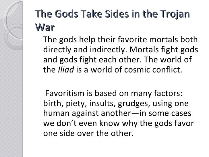 greek gods in the iliad essay Suggested essay topics suggested essay topics discuss homer's portrayal of the gods in the iliad pick a greek god and we'll tell you your biggest flaw.