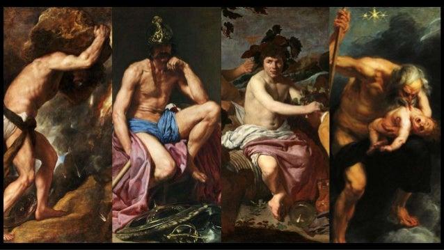 The Gods of the Prado
