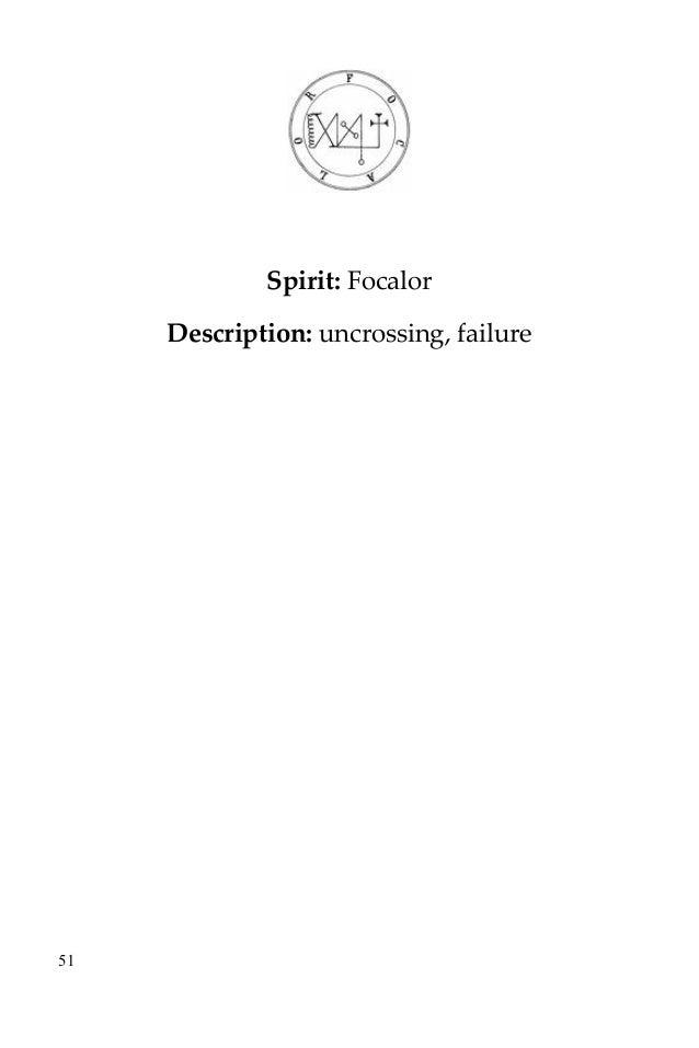 The goetia ritual book