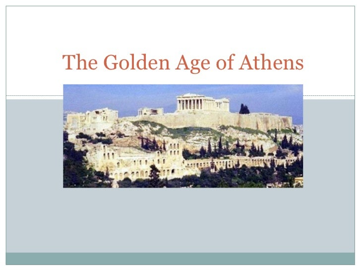 an analysis of the greek golden age The golden age essay examples a history of the golden age era during the reign of queen elizabeth i an analysis of the distinct periods of ancient greek art.