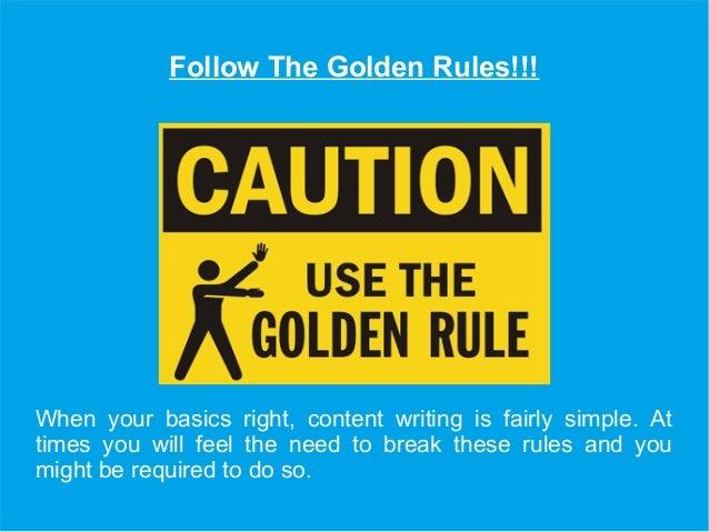 write ahead log rule