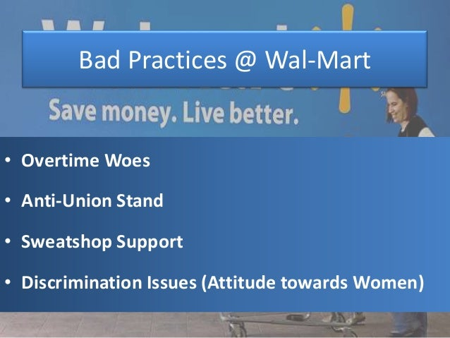 walmart good or bad essay Wal-mart purchases the majority of their products from china in order to keep is wal mart good for america essay good or bad is wal-mart good for america.