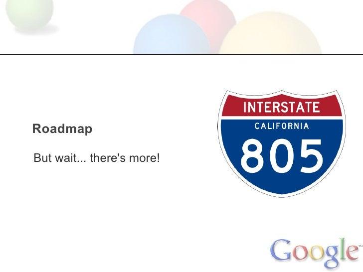 Google Wave API: Now and Beyond